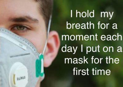 I Put on a Mask