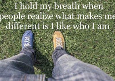 I Like Who I Am