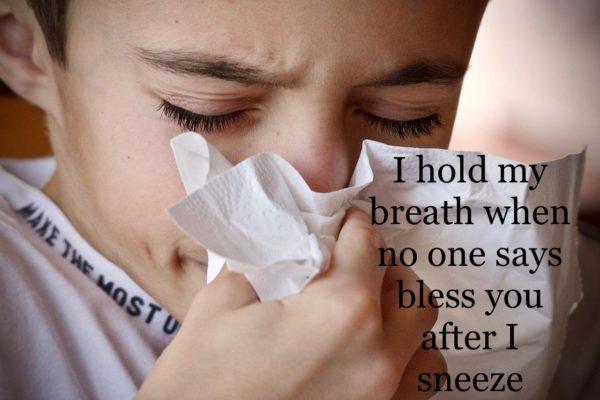 After a Sneeze